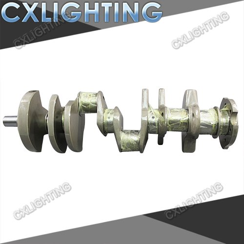 CXRacing 4340 Forged Steel BB Chevy 454 Crankshaft 4.250