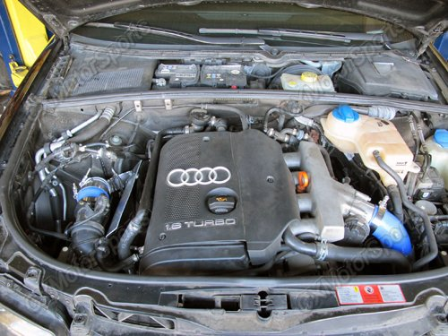 how to clean intake air temperature sensor audi a4 b6