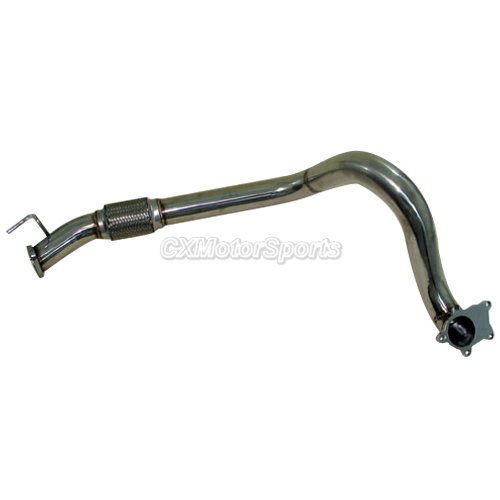 Turbo conversion header and joint pipe kit for ford probe
