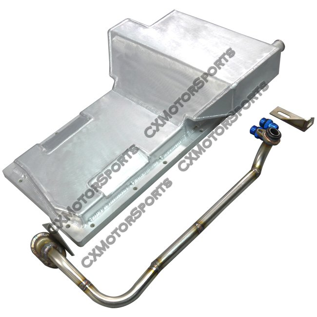 Aluminum oil pan for ls1 lsx engine swap for 1964 1967 for Motor oil 101 answers