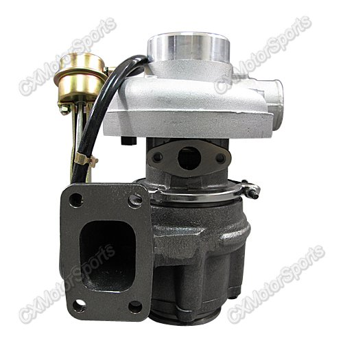Hx30w diesel turbo charger for dodge ram cummins 4bt 110hp for Ebay motors shipping cost