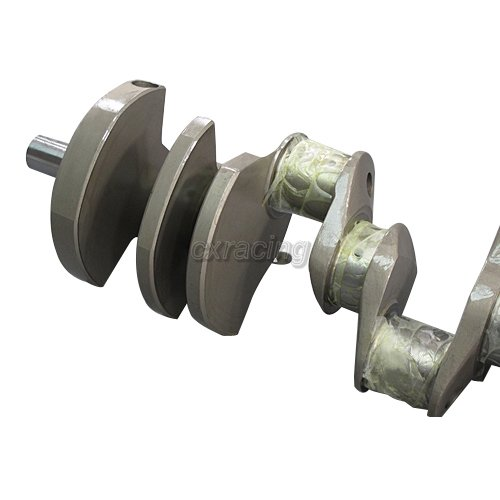 "CXRacing 4340 Forged Steel Crankshaft 3.250"" Stroke 5.315"