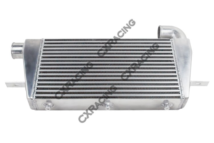 cxracing 3 thick turbo intercooler 27x15x3 for toyota supra 7mgte 7m gte ebay. Black Bedroom Furniture Sets. Home Design Ideas