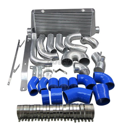 Vortech V3 Supercharger Intercooler: CXRacing Intercooler Piping Kit For 05+ Ford Mustang 4.6
