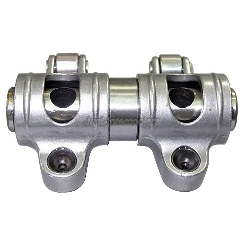 1.6 SBC Stainless ROLLER ROCKER ARMS For CHEVY SHAFT Mount