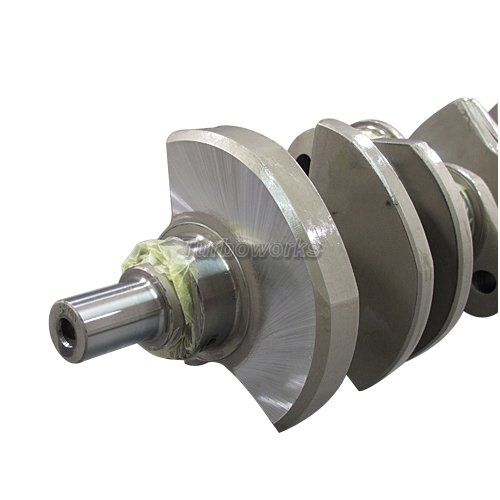 "CXRacing Crankshaft 4.000"" Stroke 4340 Forged Steel For SB"