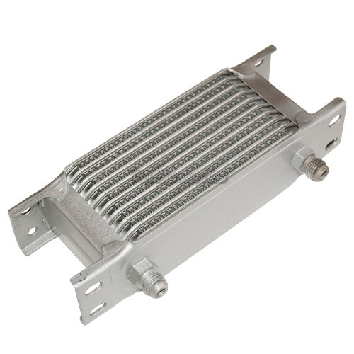 Engine Oil Cooler Works : Universal row an oil cooler x for