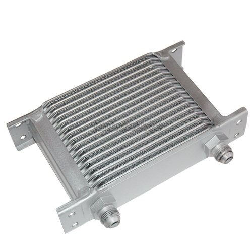 Engine Oil Cooler Works : Universal engine oil cooler row an