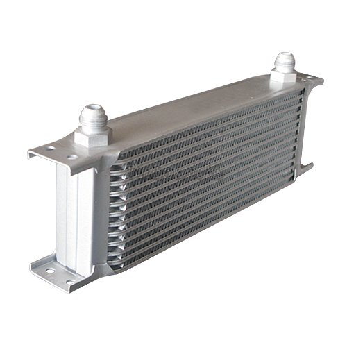 Engine Oil Cooler Works : Hi performance row oil cooler for b integra rsx