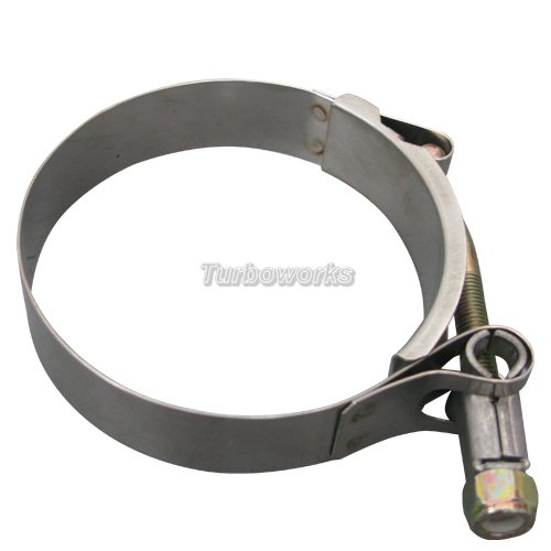 Quot stainless steel t bolt tbolt clamps clamp for