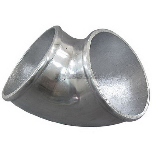 od elbow pipe  degree cast aluminum tight bend  turbo elbow inlet ebay