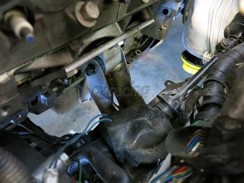 CXRacing LS1 LS Engine Motor Mount Swap Kit For 1986-1991 Mazda RX-7 ...