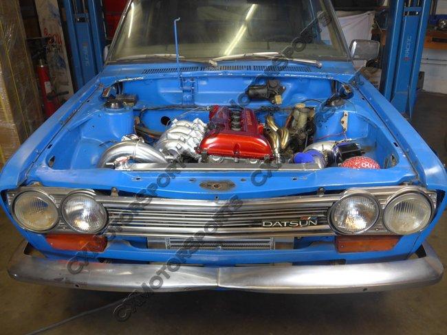 Cx Intercooler Rad Piping Bov Kit For 68 73 Datsun 510 Stock S13 Sr20det Turbo Ebay
