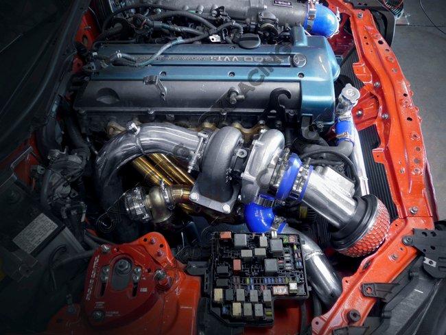 Subaru Brz Turbo >> Details About Cx Thick Wall Turbo Manifold For Subaru Brz Scion Frs 2jz Gte