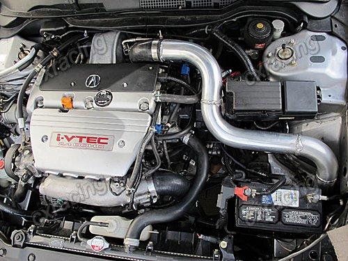 CXRacing Turbo Kit For Acura TSX K Manifold DownPipe EBay - Acura tsx turbo