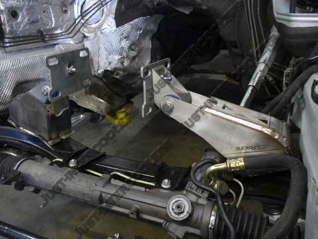 CXRacing Engine Swap Mount Kit For 99-06 BMW E46 2JZ-GTE