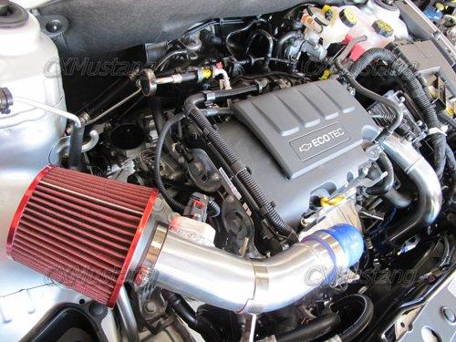 "CXR 2.75/"" Cold Intake Pipe For 1st Gen 2011-2015 Chevrolet Cruze Ecotec GM Chevy"