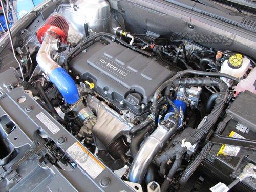 "CXR 2.75/"" Cold Intake Pipe For 1st Gen 2011-15 Chevrolet Cruze Ecotec 1.4T Turbo"