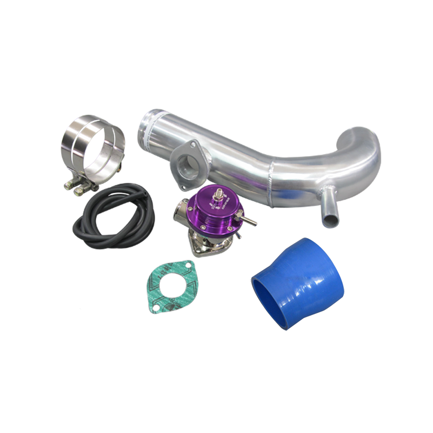 """Filter For 240SX S13 S14 RB20//25DET Top Mount Turbo RB 4/"""" Cold Air Intake pipe"""