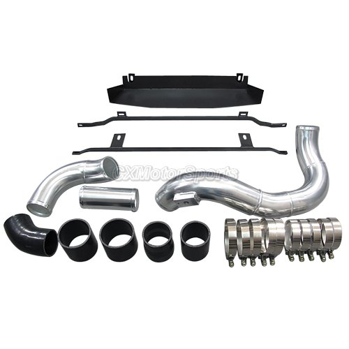 CX Bolt-on FMIC Intercooler Piping Kit For 2011+ BMW E90