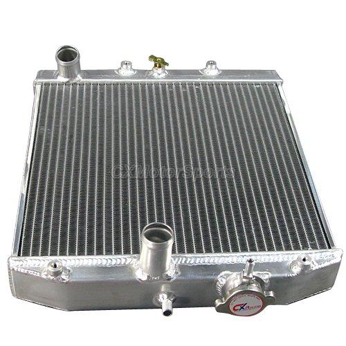 Aluminum RADIATOR For 92-00 Honda Civic D15 D16 93-97