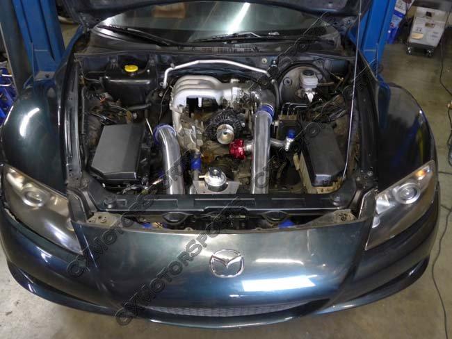 13B Engine Mount Sub Frame Bracer For Mazda RX8 RX7 FD REW 13B Stock RX8 6  Speed | EBay