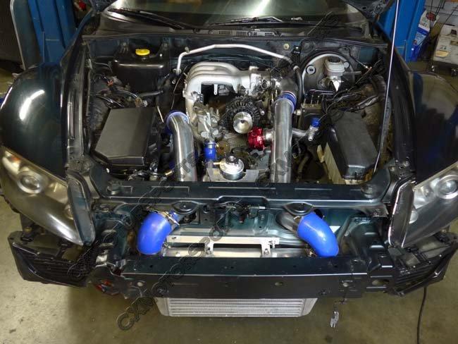 13b engine mount sub