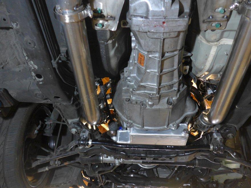 genesis coupe manual transmission swap