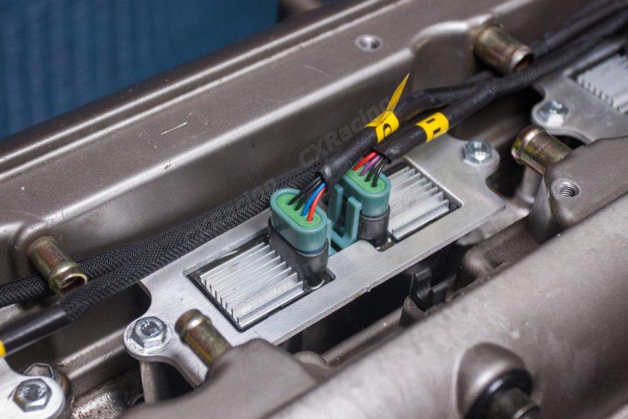 split coil wiring diagram toggle switch lq9 coil wiring cxracing lq9 lq coil pack aluminum bracket wire harness ... #4
