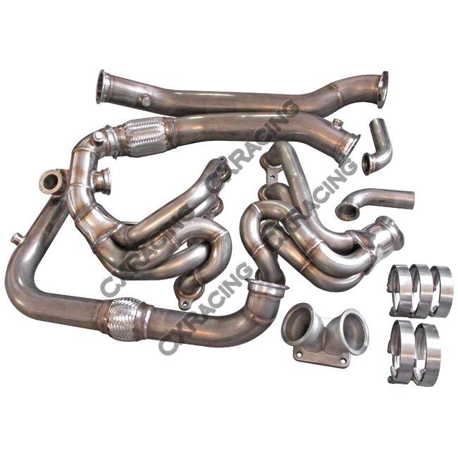 Best Ls1 Engine Upgrades: CX LS1 Turbo Manifold Header Downpipe Kit For Subaru BRZ