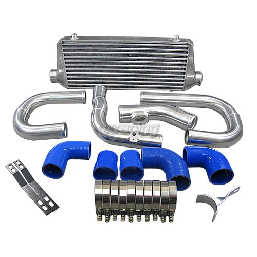 cx aluminum intercooler piping kit turbo inake filter kit. Black Bedroom Furniture Sets. Home Design Ideas