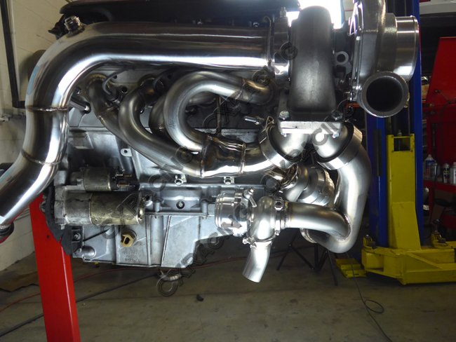 Ls3 Single Turbo Kit