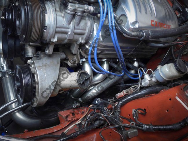 Cxracing 351w Turbo Kit