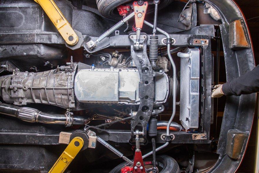 RB26 Engine Transmission Mount Swap Kit For Datsun 240Z ...