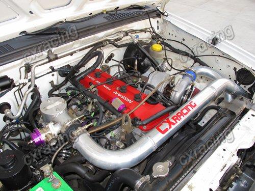 Turbo Kit Downpipe Intercooler Manifold For 1997