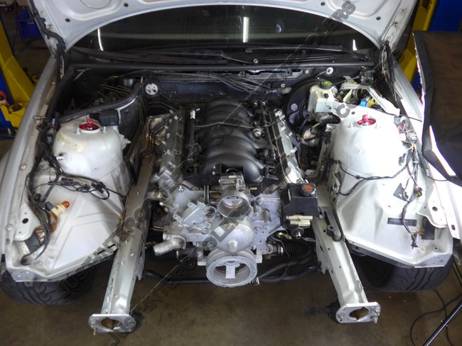 Details about T56 Manual Transmission Mount For BMW E46 LS1/LSx Motor Swap