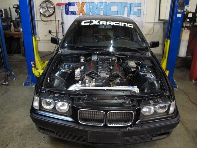Details about LS1/LSx Engine + T56 Transmission Mounts + Headers Swap Kit  For 91-99 BMW E36