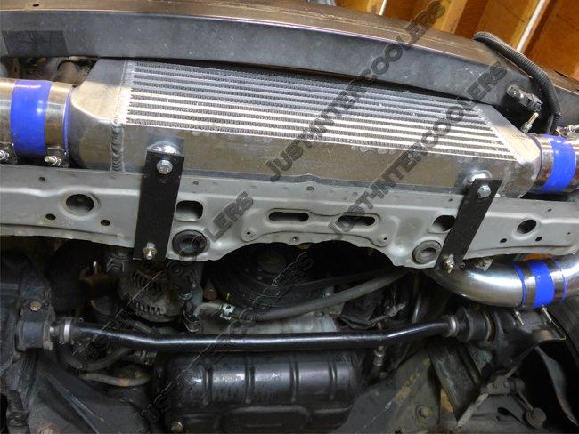 Intercooler Kit + BOV For 98-05 Lexus GS300 2JZ-GE 2JZ VVTI NA-T
