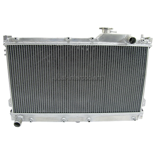 90-97 Mazda Miata 1.8 1.6 Manual MX5 Full Aluminum Radiator 12 fan with Shroud