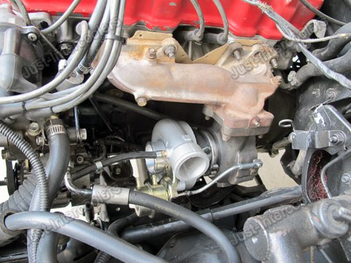 Turbo downpipe kit for 1983 1988 toyota pickup 4runner with 22r e turbo downpipe kit for 1983 1988 toyota pickup 4runner with 22r e 22r te engine ebay sciox Choice Image
