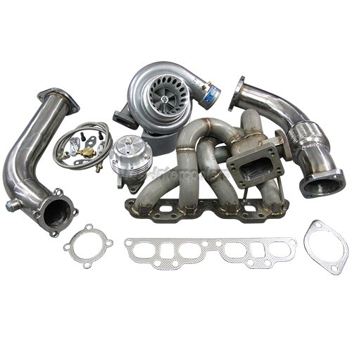 Sr20det Turbo: CXRacing Top Mount GT35 Turbo Kit For Datsun 510 With