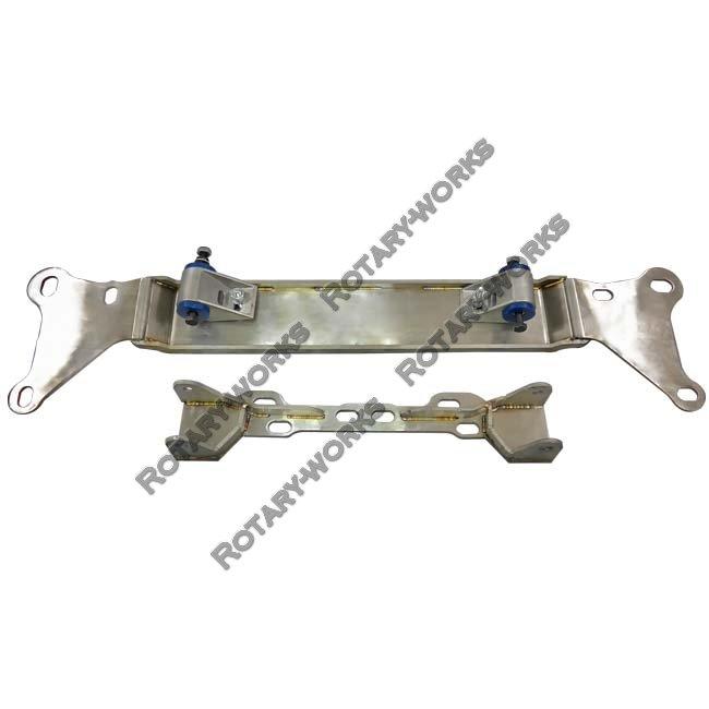 Rx7 Engine Used: Engine Mount Turbo Intercooler Intake Manifold Kit For