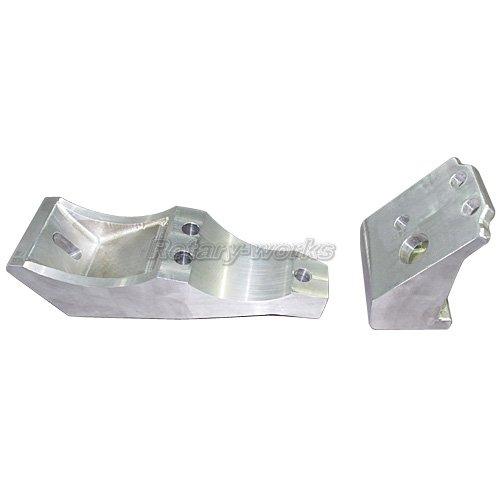 CNC Billet Aluminum Engine Mount For Mazda Rx7 86-92 13B
