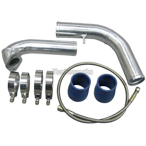 Td05 14b Turbo: Side Mount Line Jpipe J Pipe For 2g DSM Install Kit 16g